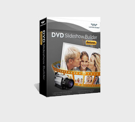 Hot DVD Slideshow Builder by Wondershare